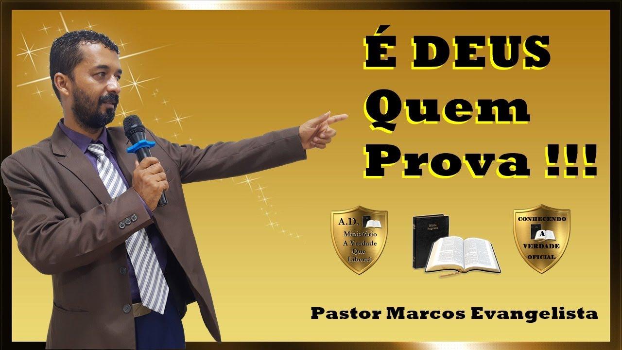 🔴 Somos Provados - Pastor Marcos Evangelista