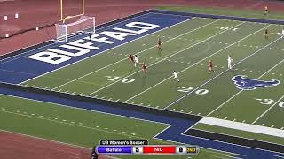UB Women's Soccer vs Northern Illinois - 10/18/19