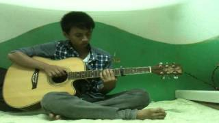 Happy new year ( guitar solo by Shen Long )