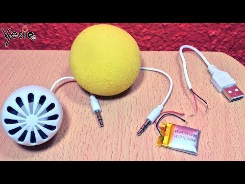 Kako popraviti mini zvucnik ( neispravna baterija )