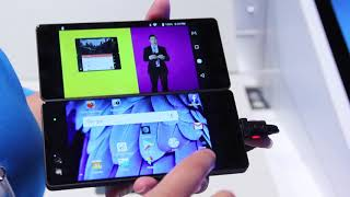 ZTE Axon M Dual Screen (The Foldable Phone)