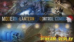 🏮 [Modern] Lantern Control, ⚔️ Thopter Sword, Emry Engine! Whir Whir Whir! 🔵⚫️