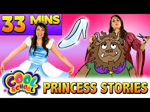 Cinderella & Other Princess Fairy Tales - Compilation