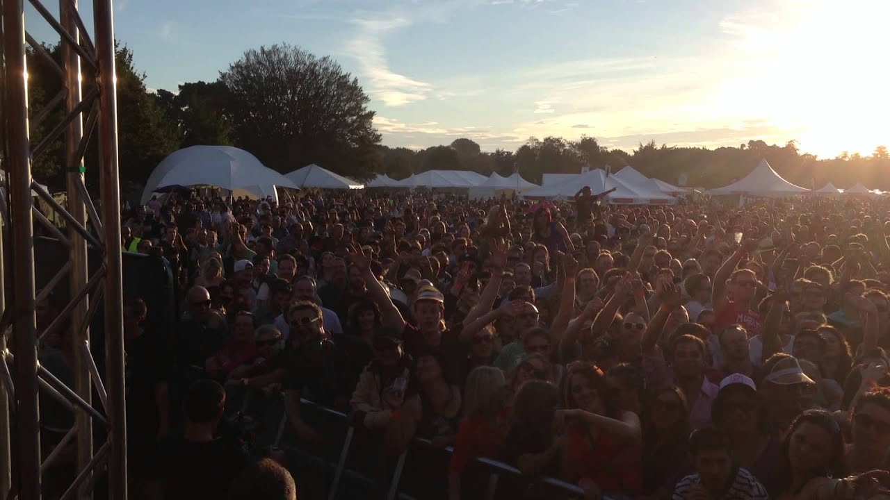 Penembakan Christchurch Hd: Live In Christchurch 2014 HD
