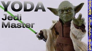 Обзор фигурки Star Wars Yoda Jedi Master Sideshow / Йода Мастер Джедай Sideshow Review