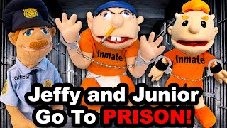 SML Movie: Jeffy and Junior Go To Prison!