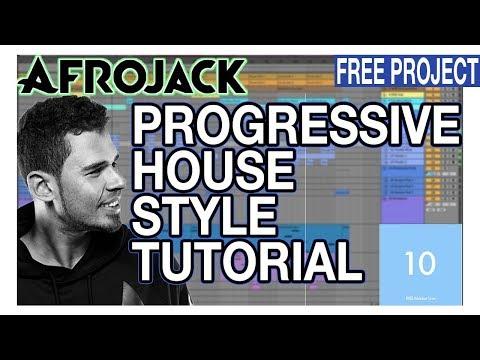 Afrojack Style Progressive