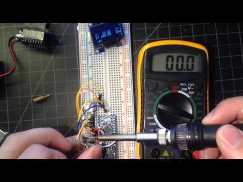 BME280 Weather Station Part 3 - reducing power consumption