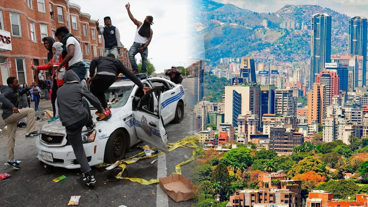 The 10 Most DANGEROUS CITIES In The World ☠️