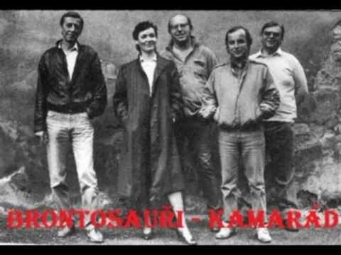 Brontosauři - Kamarád (original 1975)