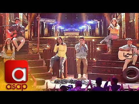 ASAP: Jambayan's 90's acoustic session - YouTube