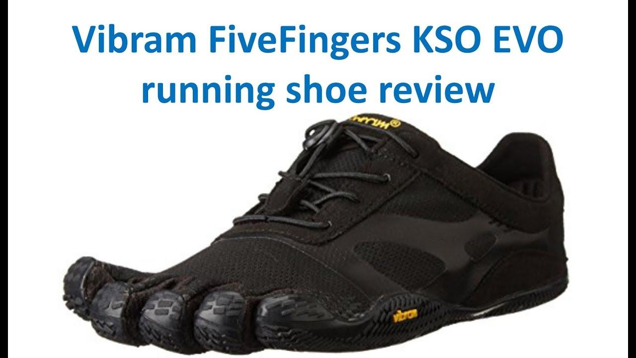 d249d8de3e64 Vibram FiveFingers KSO EVO review by Top Run Shoes - YouTube