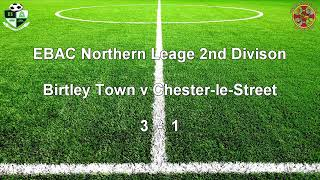 06.08.2021 | Birtley Town 3-1 Chester-le-Street | League