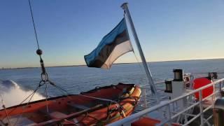 Estonia Таллинн Хельсинки паром(, 2016-10-10T10:17:45.000Z)