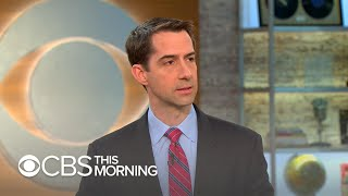 "Sen. Tom Cotton on China tariffs: ""There will be some sacrifice on the part of Americans"""