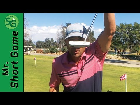 How I Read the Greens || Green Reading Trick || Secret Putting Tips