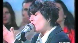 Mia Martini in La canzone popolare di Ivano Fossati. Live su base 1995