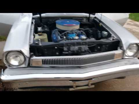 Quick Walk Around of 1976 Ford Pinto Wagon with 289v8 For Sale.