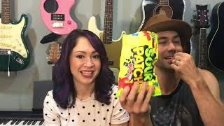 "Diana DeGarmo and Ace Young: Favorite ""Throwback"" Candy"