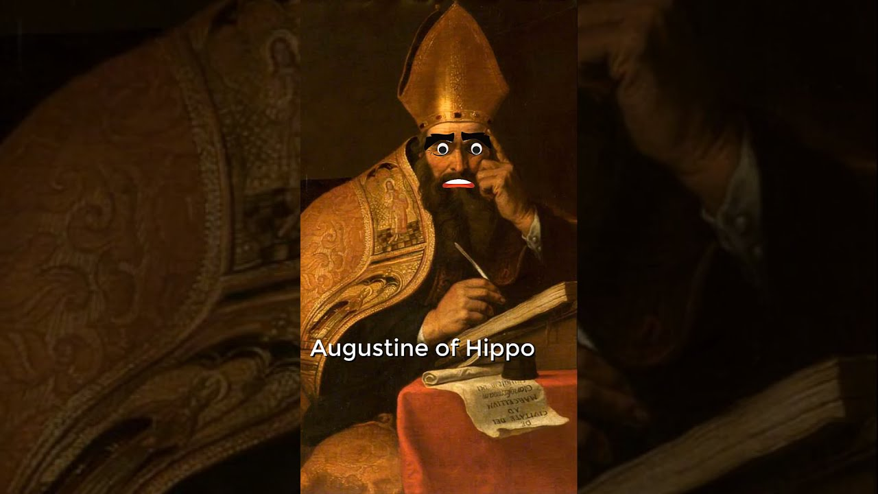 Who the Heck was Augustine of Hippo?