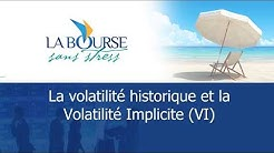 #16 la volatilité historique et la Volatilité Implicite