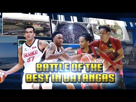 HIGHLIGHTS: San Miguel vs. Alaska (VIDEO) February 17