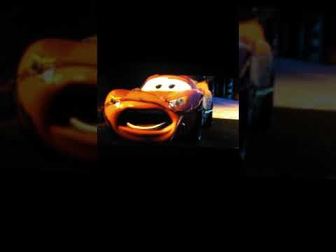 Cars 1 2006 Lightning Mcqueen Destroys Radiator Springs Youtube