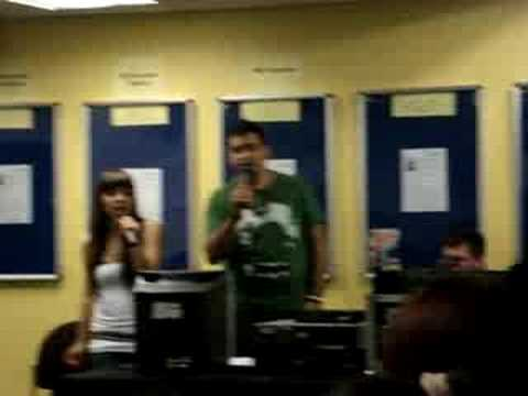 Leicester karaoke