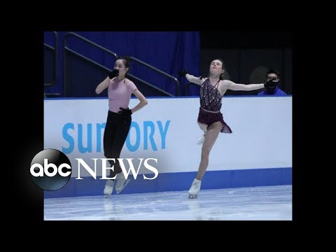 Armstrong and Getty - Did a U.S. Ice Skater Slash a South Korean Rival?