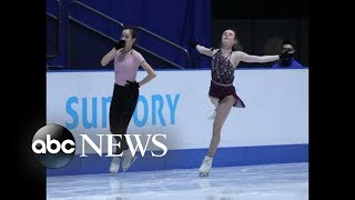 US figure skater is accused of intentio...