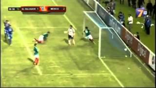 Goles de Mexico NO OFFSIDE