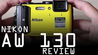 review : Nikon Coolpix AW130