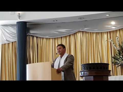 Rev Kiliona Mafaufau. Rev/Tausi Matagaluega at the Lidcombe Samoan Uniting Church Australia 21-05-17