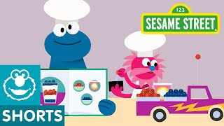 Sesame Street: Parfait | Cookie Monster's Food Challenge #3