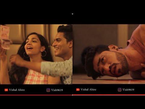Meri Kismat Mein Tu Nahi Shayad Sad Love Story Vishal Ahire Ekta Chawla Mangesh Wankhare Youtube