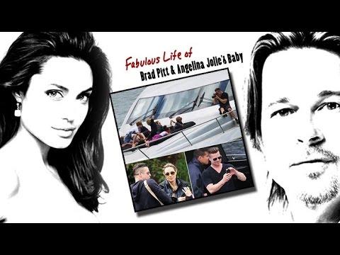 The Fabulous Life of Brad Pitt & Angelina Jolie's Baby (VH1)