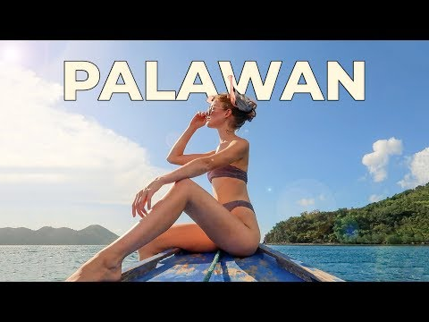 SOLO-FEMALE in PHILIPPINES | CORON, PALAWAN travel vlog 2020