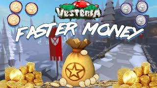 HOW TO GAIN FASTER COINS | Vesteria | Roblox