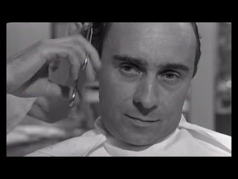 De man die zijn haar kort liet knippen (complete film)