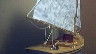 Wood Model Boat: Build & Tour