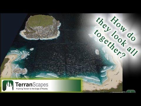 TerranScapes - Ocean Board Wrap Up
