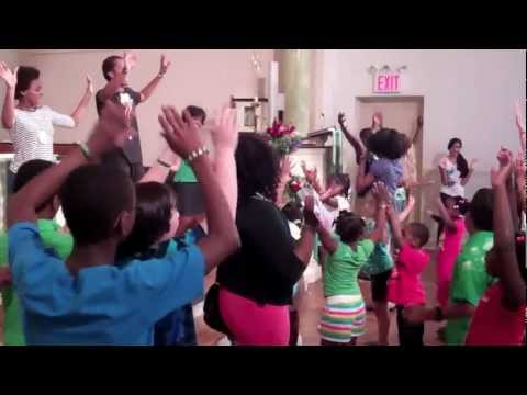 All Over the World - Redeemer Evangelical Lutheran Church - VBS 2011