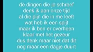 LSD Ft. Voice & Nino - Zo Ziek Van Love Songs (+Songtekst)