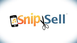 How to sell ringtones easily. SnipSell® the no.1 service to sell text tones and earn money.