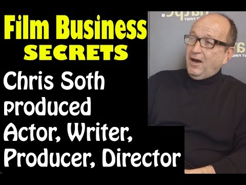 Break Into Television: Brown Bag Lunch with produced screenwriter Chris Soth