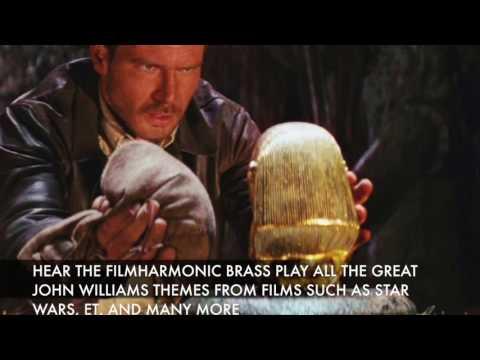 Filmharmonic Brass - Indiana Jones Theme Song
