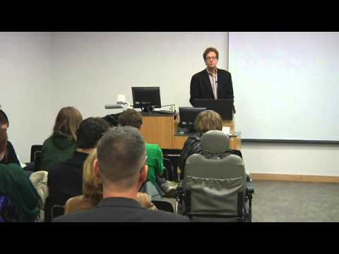 Inaugural John Fekete Distinguished Lecture - Q&A Dr. Mark Hansen