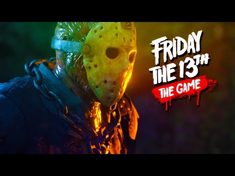 THIS GAME WILL END THE CREW'S FRIENDSHIP! (Friday the 13th Fights!) |