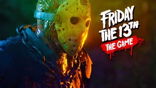 THIS GAME WILL END THE CREW'S FRIENDSHIP! (Friday the 13th Fights!)
