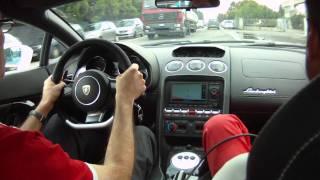Lamborghini Gallardo LP560/4 - 50 to 200km/h